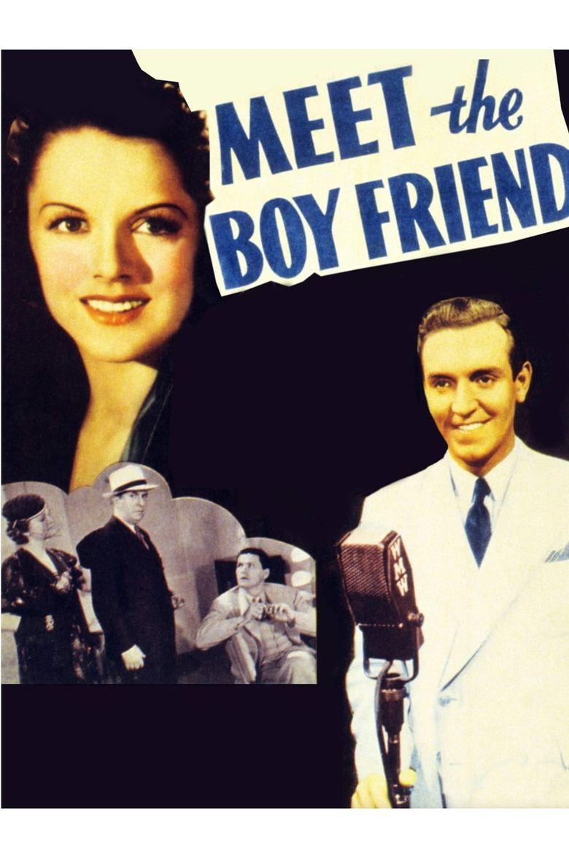 Meet the Boy Friend Poster