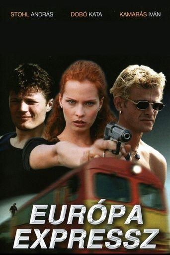 Európa expressz Poster