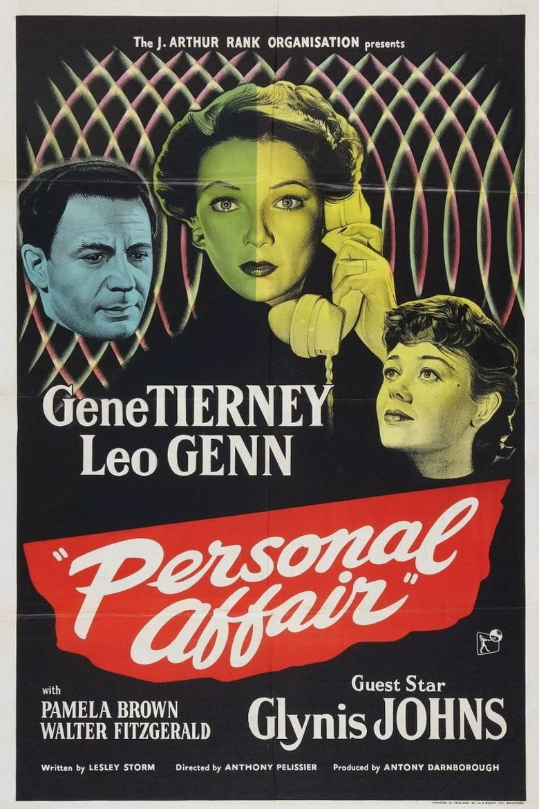 Personal Affair Poster