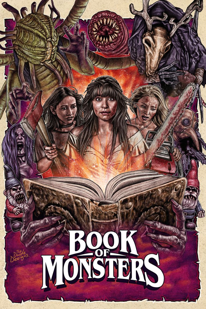 Book of Monsters Poster