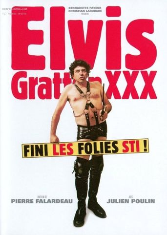 Elvis Gratton 3: Le retour d'Elvis Wong Poster