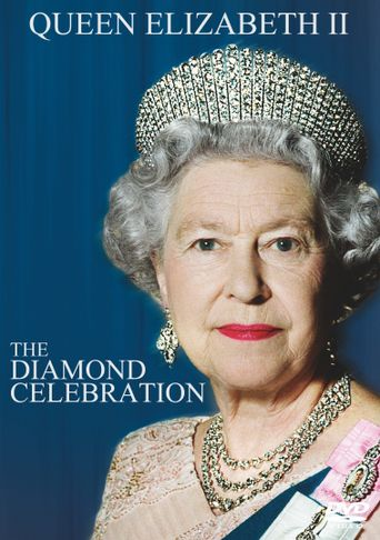 The Majestic Life of Queen Elizabeth II Poster