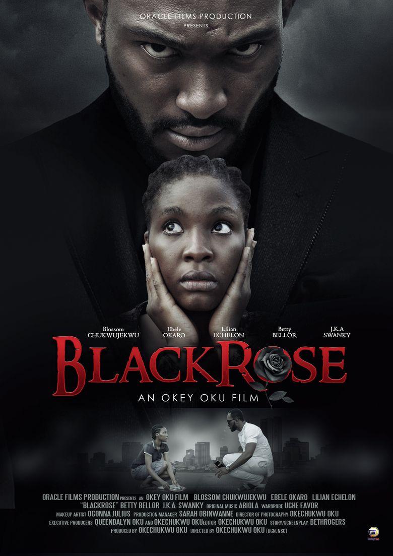 BlackRose Poster