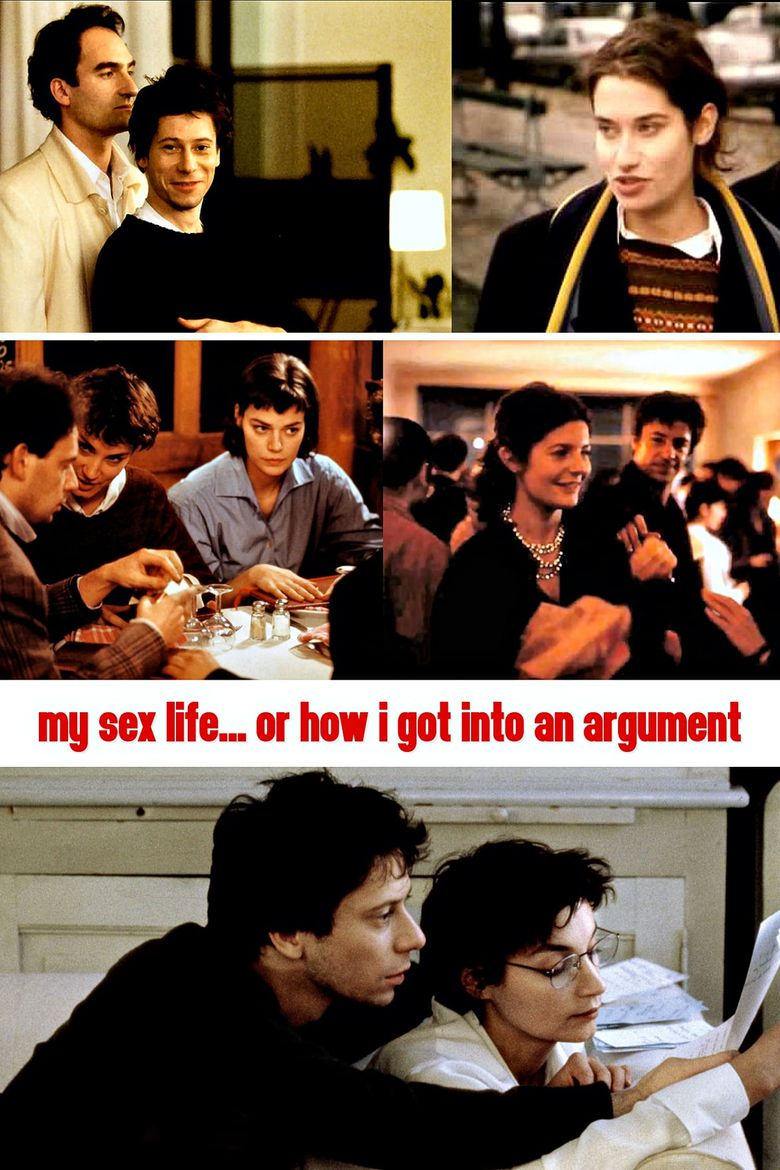 My Sex Life... or How I Got Into an Argument Poster