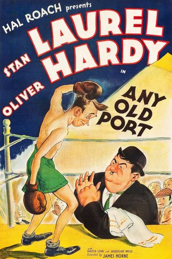 Any Old Port! Poster