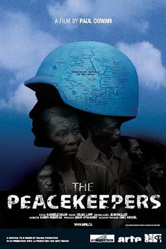 The Peacekeepers Poster