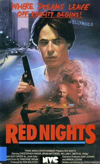 Red Nights Poster