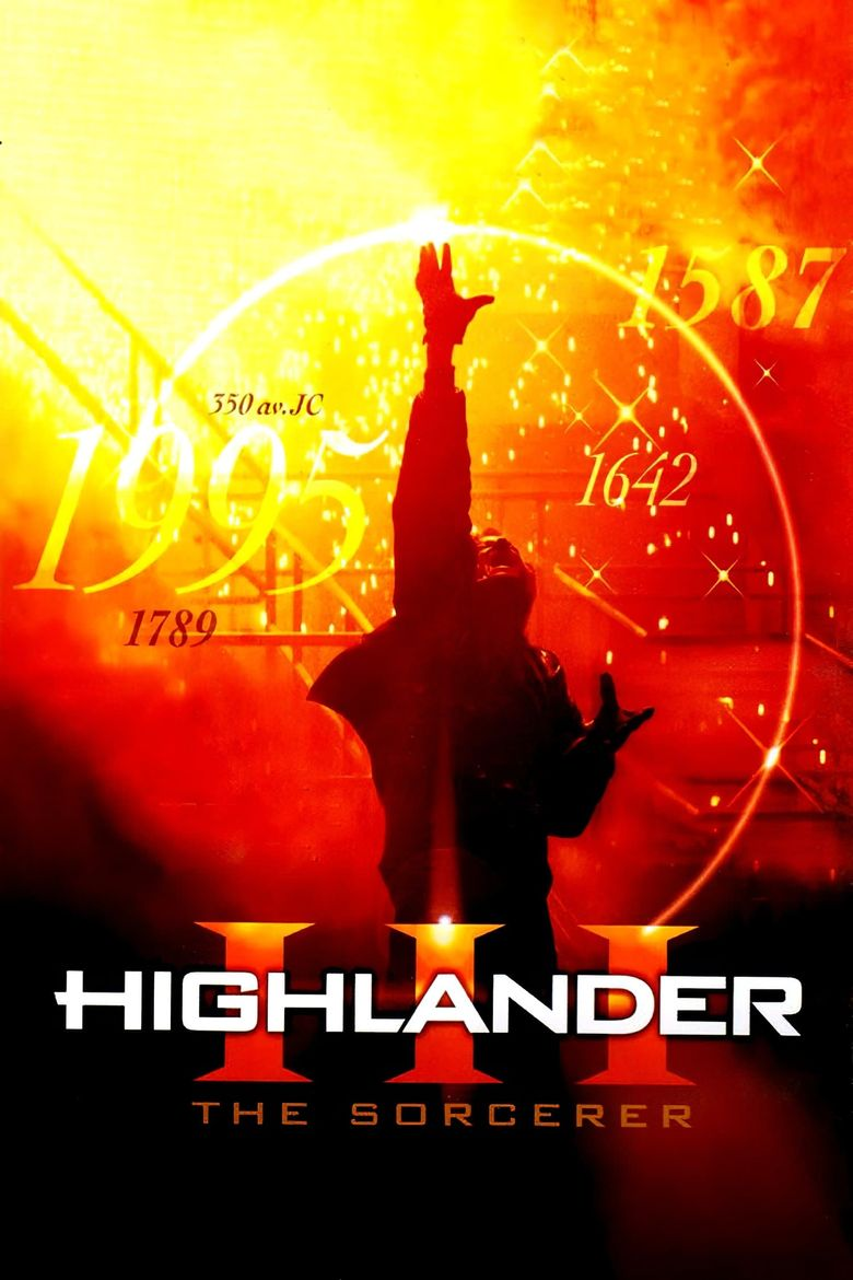 Highlander III: The Sorcerer Poster