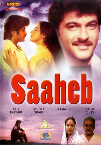 Saaheb Poster