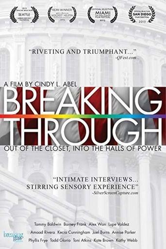 Breaking Through Poster