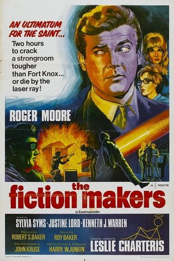 The Fiction Makers Poster