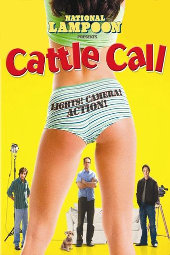 National Lampoon's Cattle Call Poster
