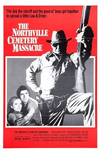 Northville Cemetery Massacre Poster