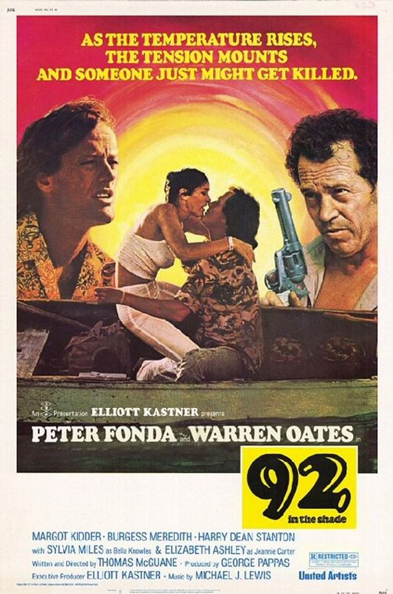 92 in the Shade Poster