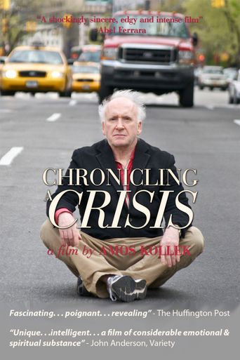 Chronicling A Crisis Poster