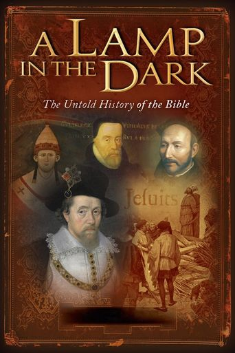 A Lamp In The Dark: The Untold History of the Bible Poster