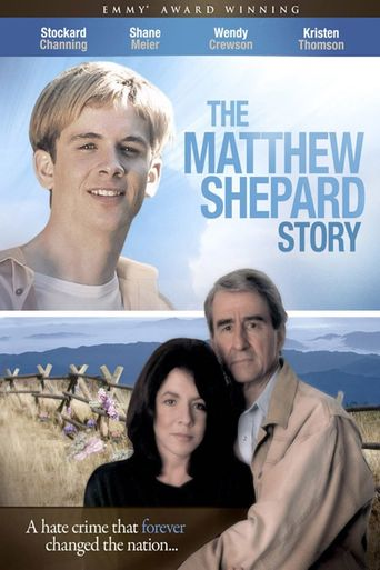The Matthew Shepard Story Poster