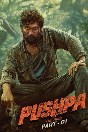 Pushpa - The Rise Poster