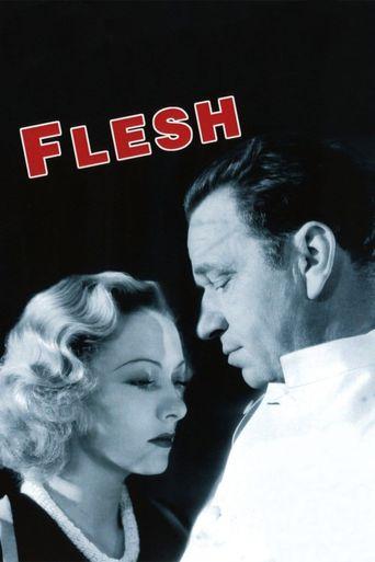 Flesh Poster