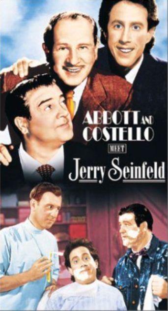 Abbott and Costello Meet Jerry Seinfeld Poster