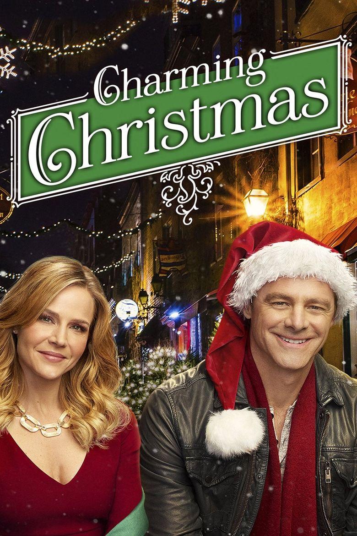 Charming Christmas Poster