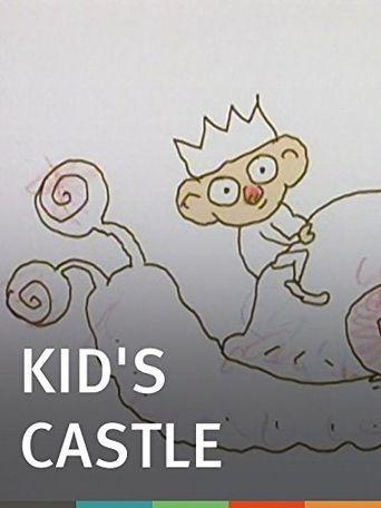 Kid's Castle Poster