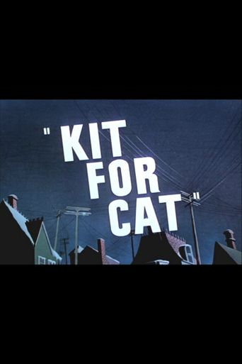 Kit for Cat Poster