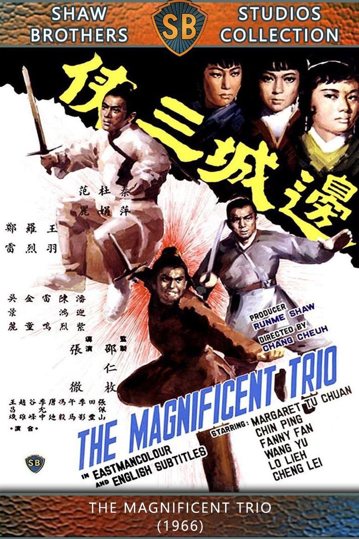 The Magnificent Trio Poster