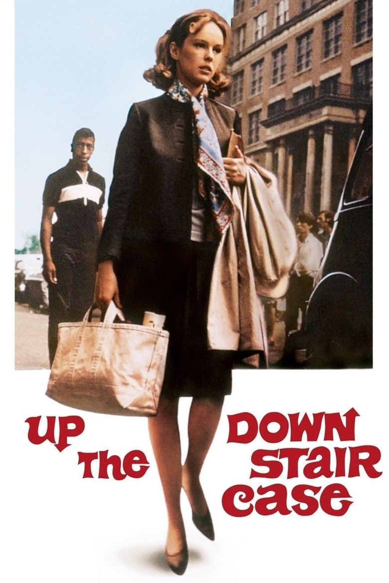Up the Down Staircase Poster