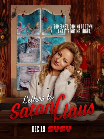 Letters to Satan Claus Poster