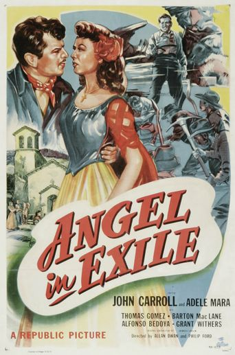 Angel in Exile Poster
