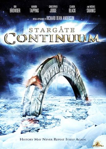 Watch Stargate: Continuum