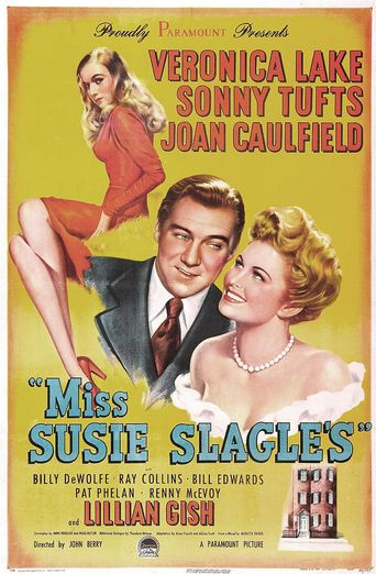 Miss Susie Slagle's Poster