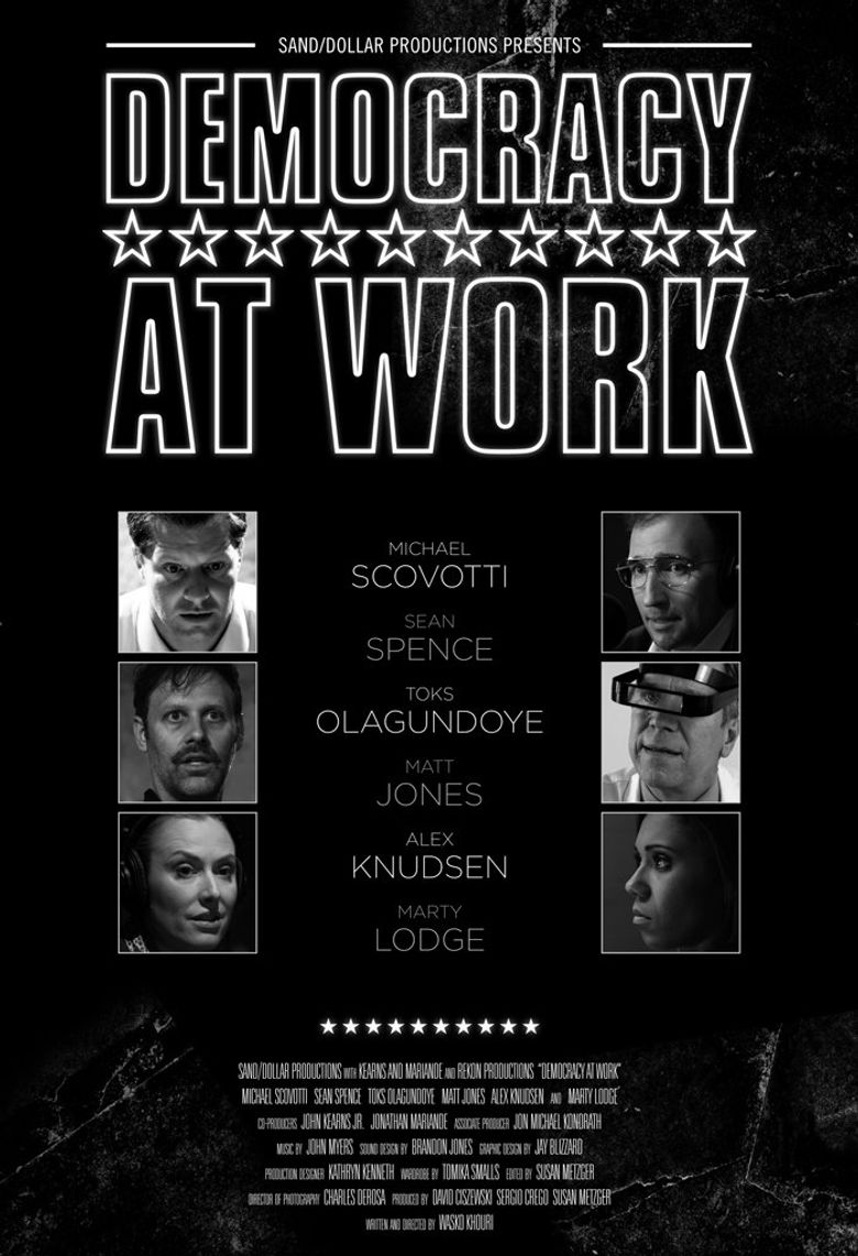 Democracy at Work Poster