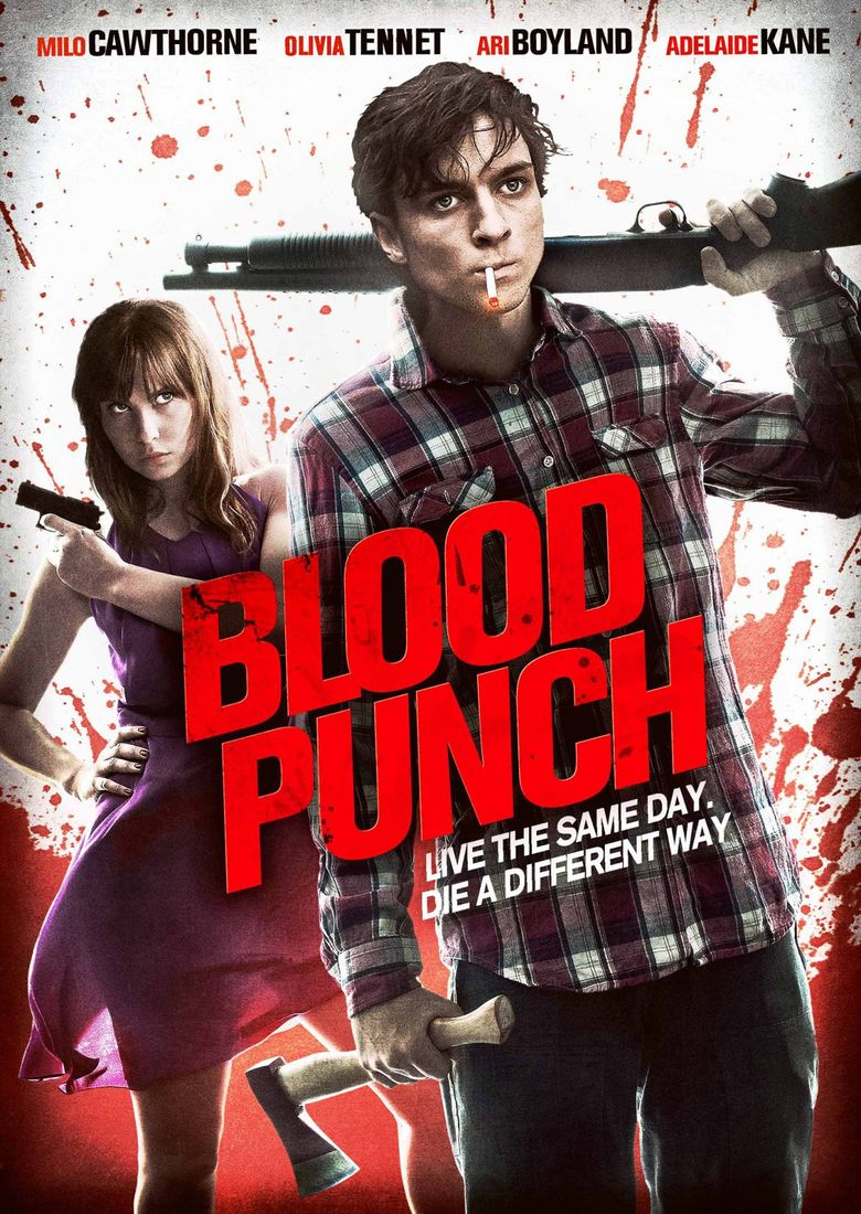 Watch Blood Punch