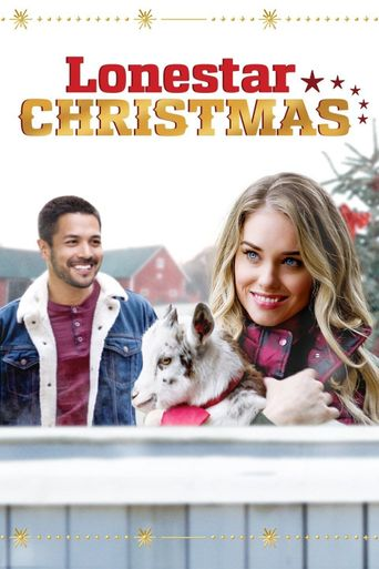 Lonestar Christmas Poster