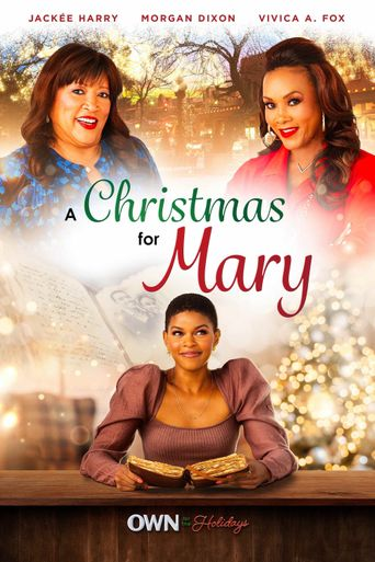 A Christmas for Mary Poster