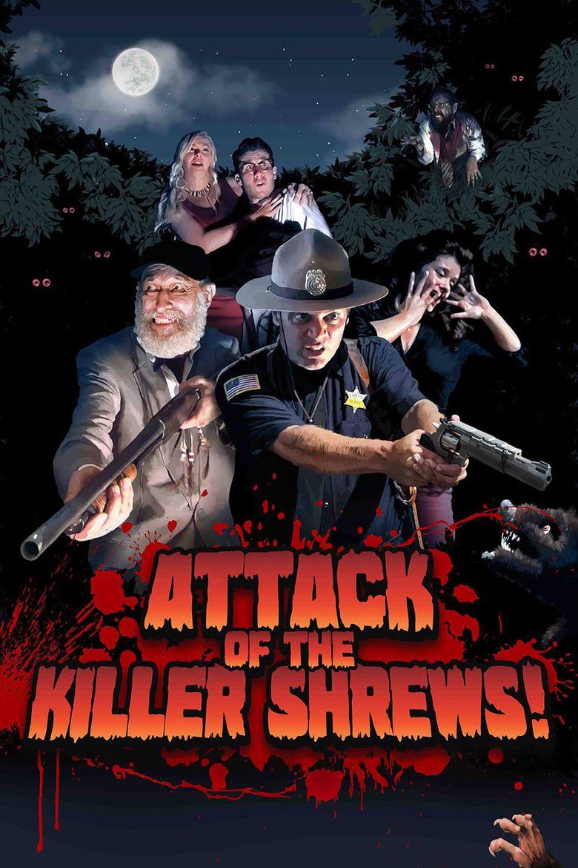 Attack of the Killer Shrews! Poster