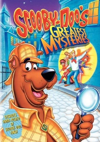 Scooby-Doo's Greatest Mysteries Poster