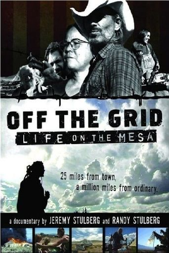 Off the Grid: Life on the Mesa Poster