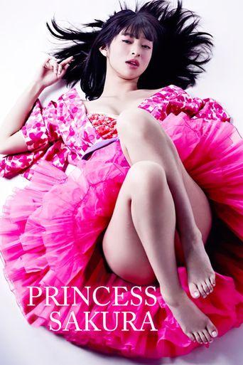 Princess Sakura Poster