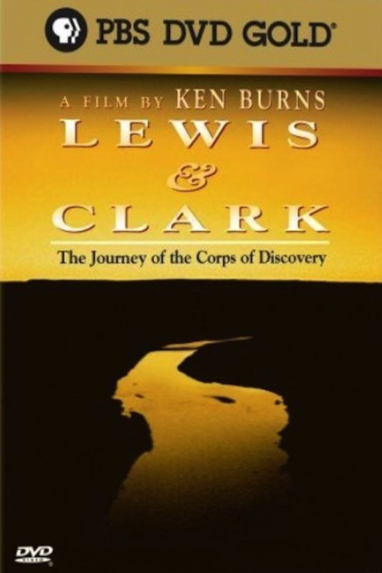 Lewis & Clark - The Journey of the Corps of Discovery Poster