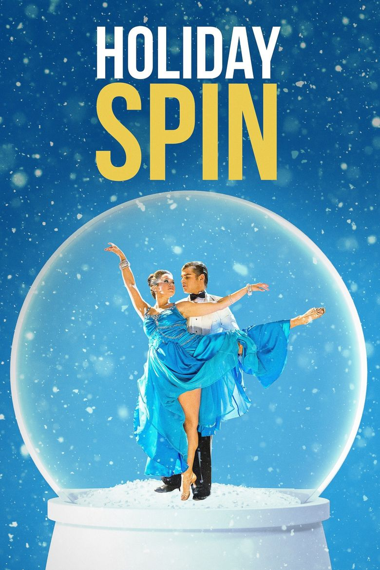 Holiday Spin Poster