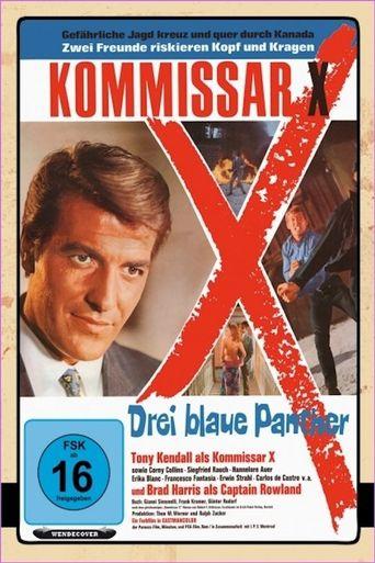 Kill Panther Kill Poster