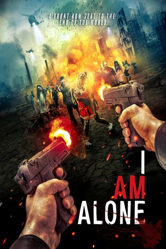 I Am Alone Poster