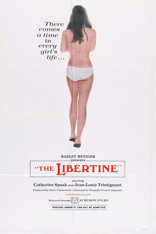 The Libertine Poster