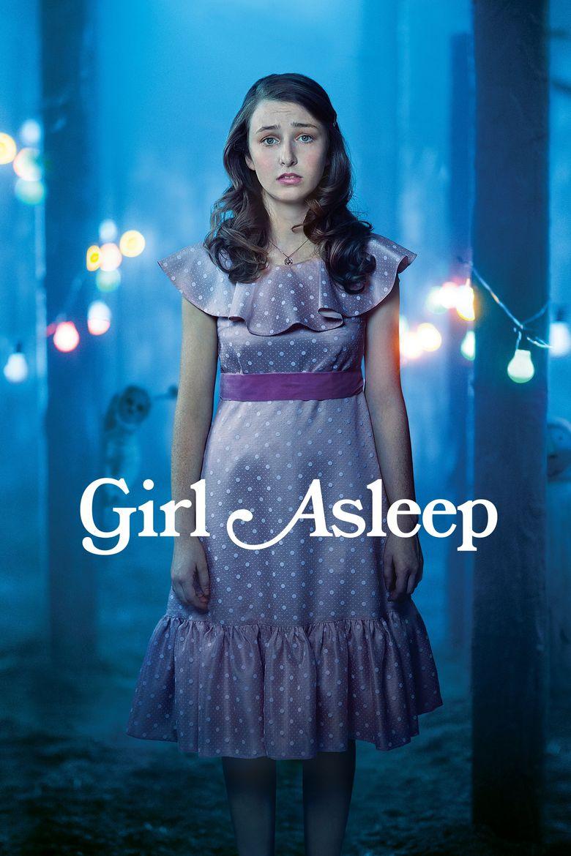 Girl Asleep Poster