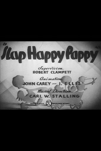 Slap Happy Pappy Poster