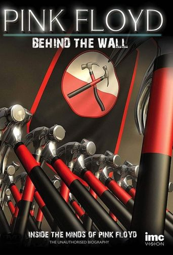 Pink Floyd: Behind the Wall Poster