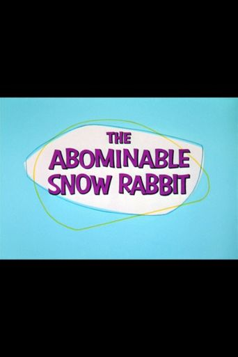 The Abominable Snow Rabbit Poster